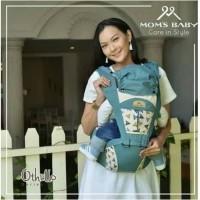 TERLARIS MOMS BABY Gendongan Hipseat Bayi Gendongan Bayi Depan Samping
