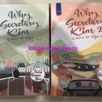 Novel Why Secretary Kim (Complete Series) - Jeong Gyeong Yun