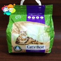 Cats Best Smart Pellets Cat Litter 5Kg / Pasir Kucing