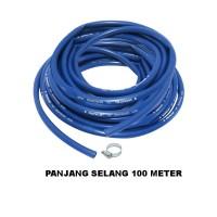 EELIC SEA-P1/2INCH SELANG AIR POLOS 100 METER DIAMETER SELANG 1/2 SEL