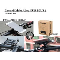 Phone Holder Alloy GUB PLUS 3