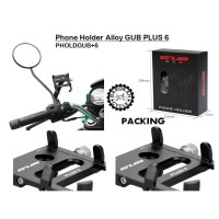 Phone Holder Alloy GUB PLUS 6