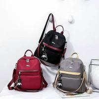 Tas Ransel Wanita Korea / Tas Backpack Wanita Fashion KPop - Zoufana