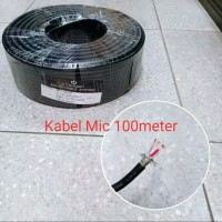 CRIMSON ORIGINAL Kabel Audio / Mic 1 Roll 100 Meter 100m