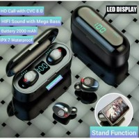 Earphone Bluetooth 5.0 Headset Wireless TWS