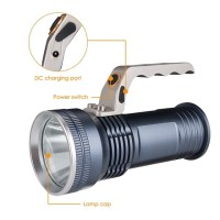 Senter LED Outdoor Camping Hiking SOS Emergency + Charger