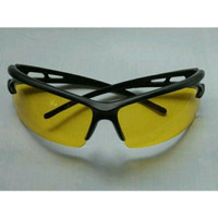 Kacamata Night View HD Vision NV Model Sporty Terbaru (Tanpa Dus)