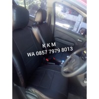 KKM Sarung Jok Mobil Suzuki Splash Freelander Bintik Kulit Jeruk