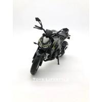 Welly Diecast - Kawasaki Ninja 1000R 2017 Skala 1:18