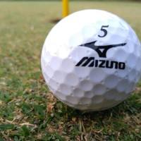 Bola Golf Mizuno Jpx Like New Isi 1 Lusin