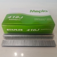 HOT SALE MEPLA Isi Staples Tembak Angin 416J / 416 J / Lebar 4mm x