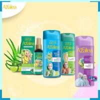 ORIGINAL Natur Azalea Hijab Shampoo 180 ml BPOM Shampoo Azalea Shampo