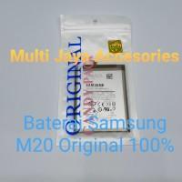 Baterai Original 100% Samsung M20 EB-BG580ABU Battery Murah