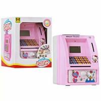Mainan Atm Bank Hello Kitty Bahasa Indonesia