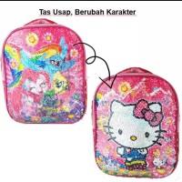 Tas Little Pony / Tas Hello Kitty / Tas Sequin / Tas Ransel Anak