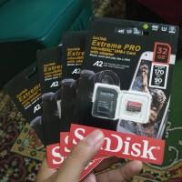 MICRO SD SANDISK EXTREME PRO 32 GB REPLIKA