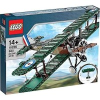 Lego 10226 Sopwith Camel (MISB 80%)