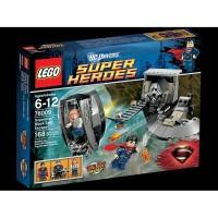 lego 76009 Superman: Black Zero Escape