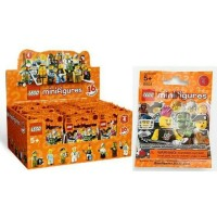 Lego minifigures seri 4 box