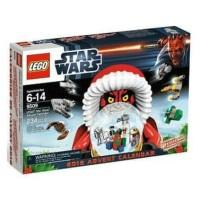 Lego 9509 Advent Calendar 2012, Star Wars