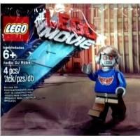 Lego Radio DJ Robot polybag Item No: 5002203