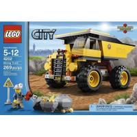 Lego 4202 Mining Truck