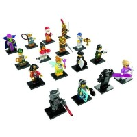 LEGO 8833 minifig complete set series 8