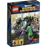 Lego 6862 Superman vs. Power Armor Lex
