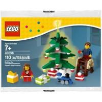 Lego Decorating the Tree polybag Item No: 40058