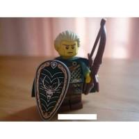 Lego minifigure series 3 Elf