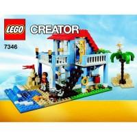 Lego 7346 Seaside House