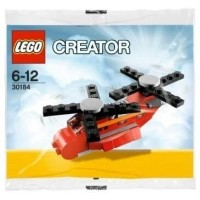 LEGO Little Helicopter polybag Item No: 30184