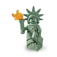 Lego minifigure series 6 Lady Liberty