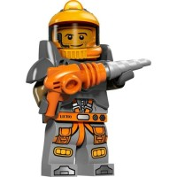 Lego minifigure series 12 Space Miner