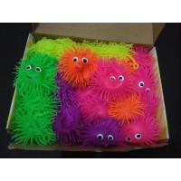 CIustoys Bola Ubur-Ubur Fancy Puffer Ball Toys Bisa Nyala