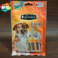 Goodies Dental Energy Stick Assorted Dog Snack 125gr / Snack Anjing