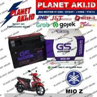 Aki Motor Yamaha Mio Z GTZ5S GS Y Accu Kering MF