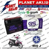 Aki Motor Yamaha Mio J GTZ5S GS Y Accu Kering MF