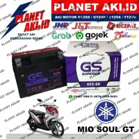 Aki Motor Yamaha Mio Soul GT GTZ5S GS Y Accu Kering MF