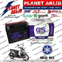 Aki Motor Yamaha Mio M3 GTZ5S GS Y Accu Kering MF
