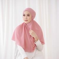 Jilbab Hijab Kerudung Khimar Syari Bergo Tali Instan Termurah