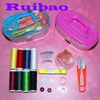 Alat Jahit Box Paket Lengkap Sewing Kit Kotak Jumbo Jahit Set