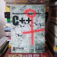 BUKU ORIGINAL MEMBUAT SOFTWARE HACKING DENGAN C++ ARDI NURSYAMSU