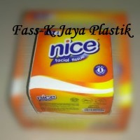 Tissue Nice 200 Sheet / tisue pop up/ tisu kotak / tisu refil