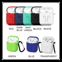 Apple Airpods Protection Silicone Case Pouch  Casing Pelindung Airpod