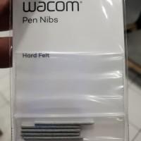 Original wacom hard felt nibs / mata pena wacom / made in japan