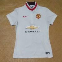 Manchester United Womens Away Shirt