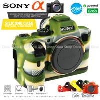 Silicone Case Kamera SONY A7iii A7Riii A7 A7R III MARK 3 ONLY Silikon