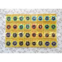 Game Metal Puzzle Wire / Mainan Kawat Asah Otak 4 Tingkat Random