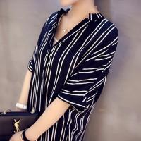 Promo Plus Size Women Summer Wear Short Sleeve Even Clothing Medium